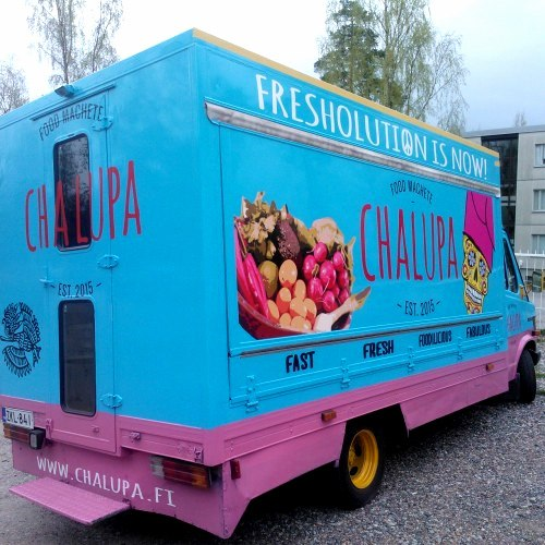 Chalupa and INTO the Nordic Silence collaboration