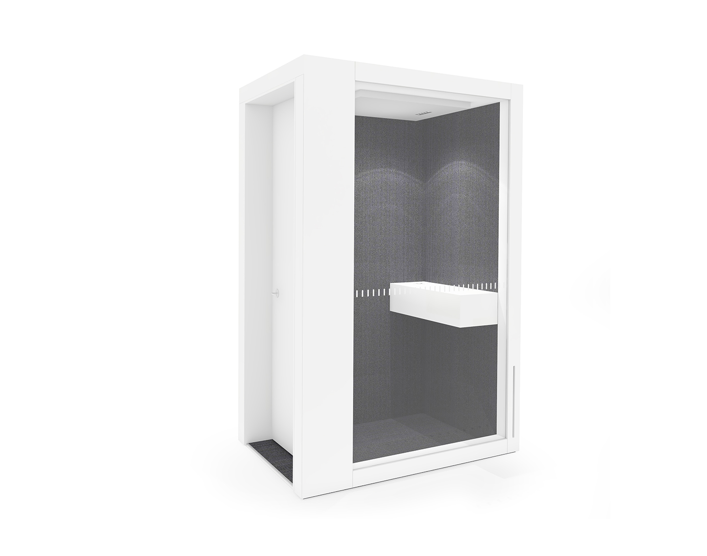 Sound proof POD phone booth for offices – INTO the Nordic