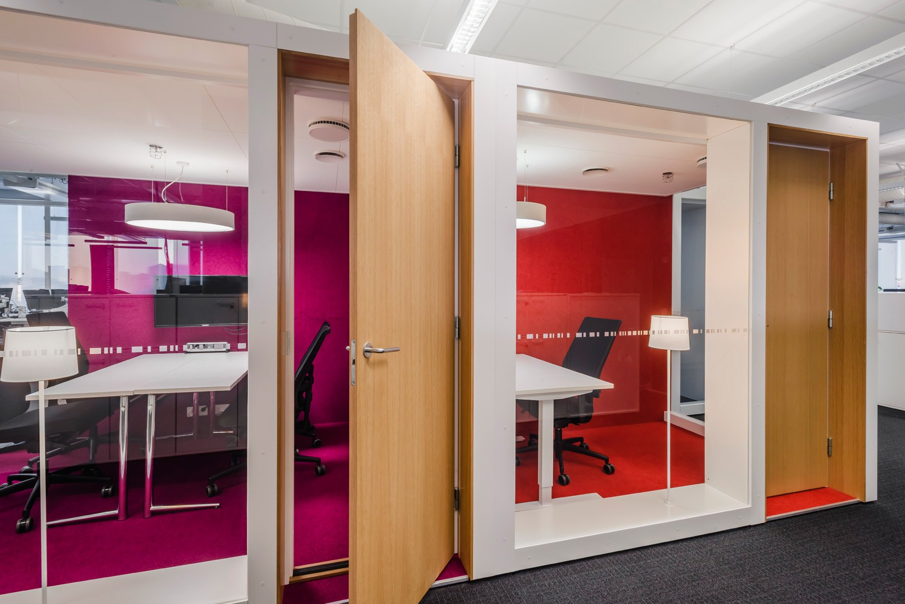 Benefits of our INTO POD rooms - PODs at ALMA Media
