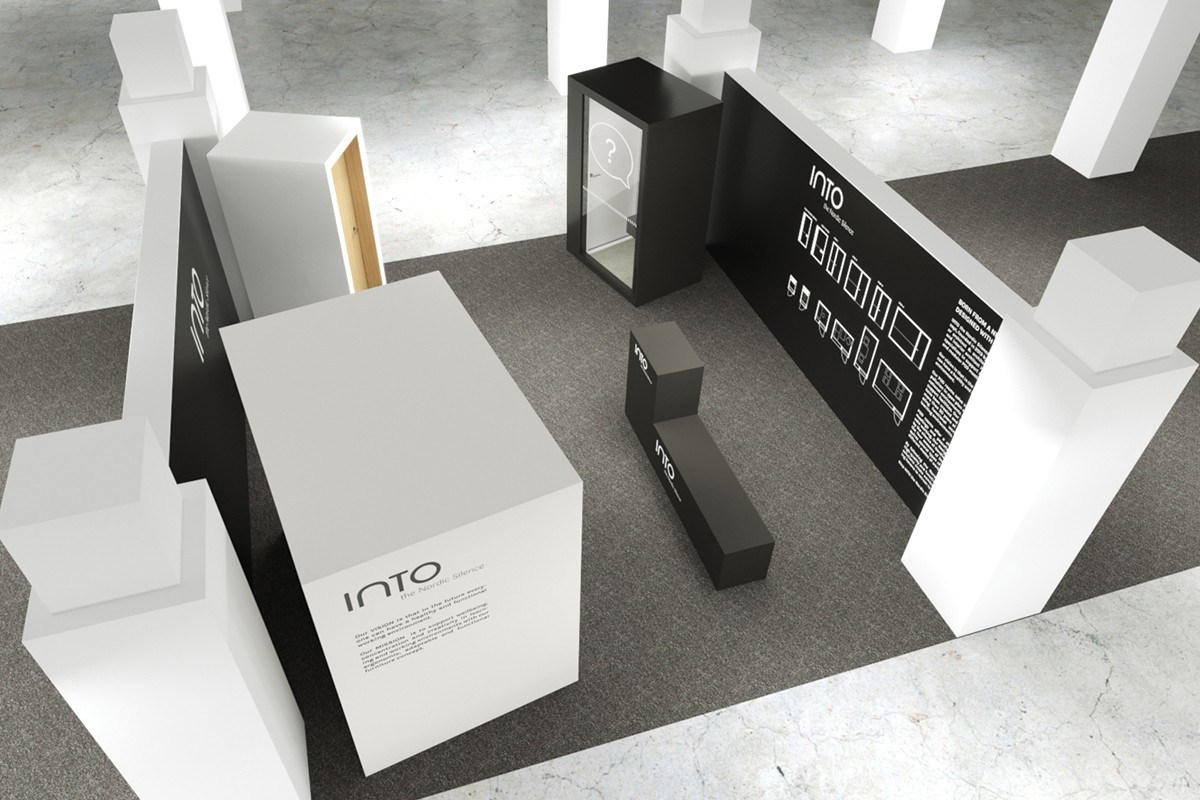 Come meet us at NeoCon in Chicago - INTO the Nordic Silence